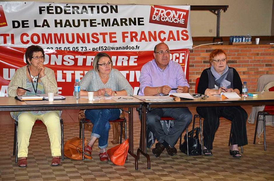 Le PCF appelle à construire «une alternative à gauche»