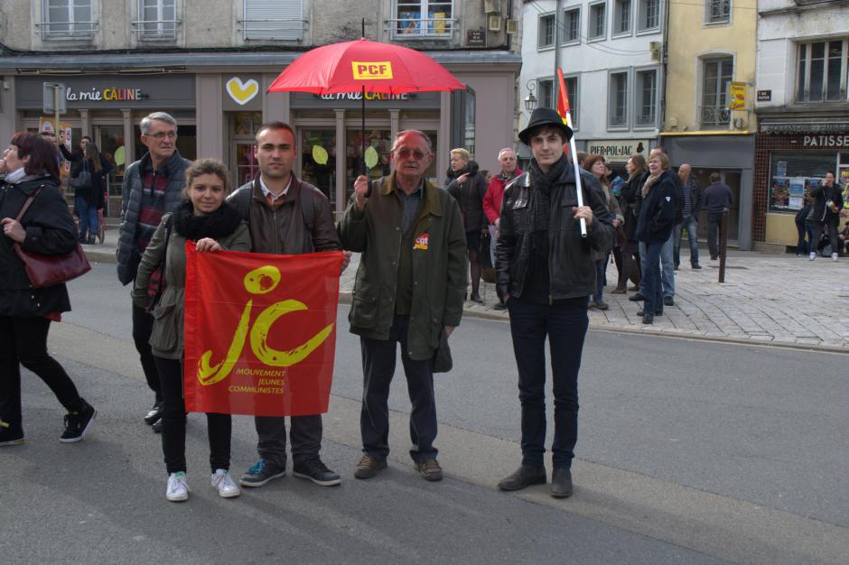 Le 31 mars à Chaumont